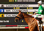 Caracortado Heads BC Works at Santa Anita