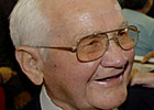 Carl Hanford, Kelso's Trainer, Dies at Age 95