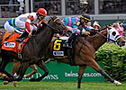 Rich Penn Turf Sprint Lures Top Horses