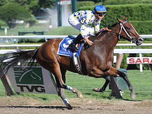 Champagne d'Oro to be Bred to Bernardini