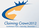 Claiming Crown 2012