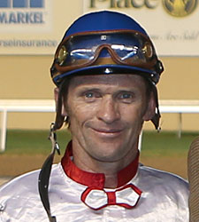 Berry Wins 4,000th Race