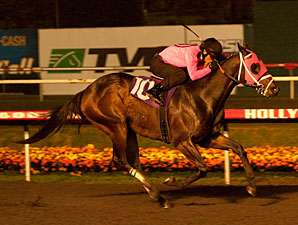 'Comma' Gets His Running Shoe On in Futurity