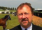 Kentucky Downs President Corey Johnsen