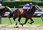 Saratoga Special Winner Corfu Retired