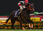 Curren Black Hill Dominates Japan's NHK Mile