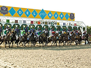 Del Mar Cancels Training Due to Surface Issue