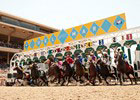Del Mar Wagering Increases; Attendance Down