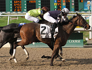 Demarcation Takes Mineshaft From Off the Pace