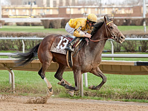 Departing Dusts Rivals in Illinois Derby