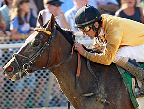 Departing a Millionaire After WV Derby Win