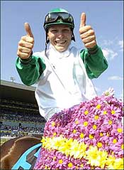 Wilson, On Mike Fox, First Female to Win Queen's Plate
