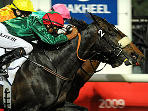 Eastern Anthem Wins Sheema Classic