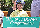 Apprentice Kubinova Sets Emerald Downs Record