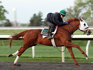 Endorsement Works Five Furlongs at Keeneland