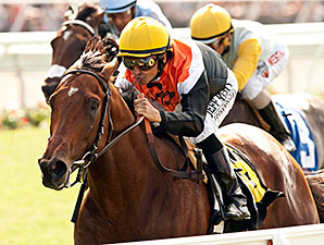 Enterprising Chases Sweep in Del Mar Derby