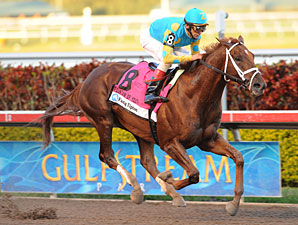 Eskendereya Leads Florida Derby Nominees