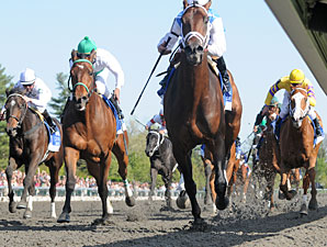 Exhi Takes Lexington For Red-Hot Pletcher