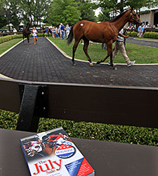 Fasig-Tipton July Yearlings See Stable Market