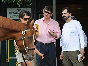 Surprise! F-T Saratoga Sale Posts Gains