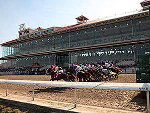 Fair Grounds Cancels Card After 3 Races