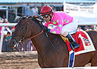 Firing Line Returns to Track at Santa Anita