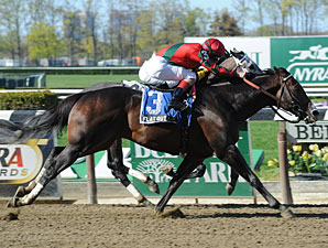 Flat Out Wins Westchester at Favorite Track