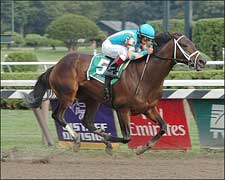 Eclipse Award Winner Fleet Indian heads NY-bred Champions for 2006
