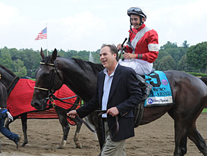 Fort Larned 'Tired But Happy' After Whitney
