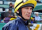 Dettori Fractures Ankle in Nottingham Fall