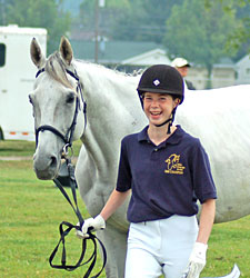 New Vocations Adopts 330-Plus Horses in 2009