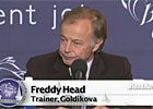 Freddy Head On Goldikova (Video)