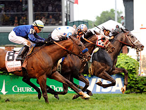 General Quarters Leads Crowded Firecracker