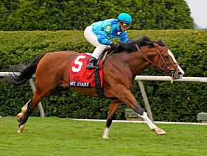 Maker's Mark Contenders Work at Keeneland