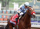 Goldencents Posts Repeat in Dirt Mile