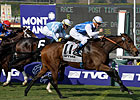 Brilliant Goldikova Triumphs at Longchamp