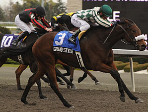 Maiden Grand Style Takes Princess Elizabeth