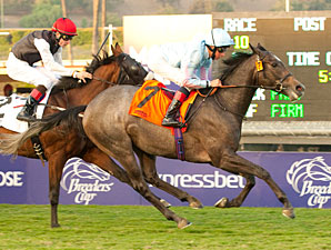 Grandeur Tries Elders in Hollywood Turf Cup