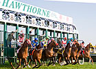 Average Daily Wagering Improves at Hawthorne