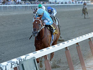 Handle, Attendance Up on NYRA's Gold Cup Day