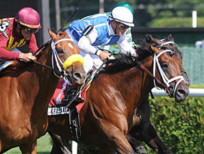 Interactif Gets His Win in Hall of Fame S.