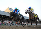 Moreno, Itsmyluckyday Work for Super Saturday