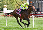 Jakkalberry Rallies, Takes American St. Leger