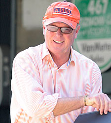 Stuart Enthusiastic for Fasig-Tipton Saratoga