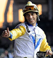 Velazquez Named to Ride Union Rags in Belmont