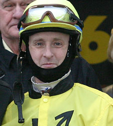 Jockey Vitek, 36, Succumbs to Leukemia