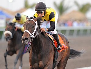 Justwhistledixie Tops Oaks Future Wager