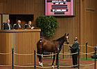Million-Dollar Filly Ends Keeneland Day Two