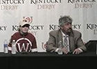 Kentucky Oaks: Press Conference