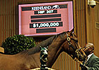 Tapit Filly is Fourth Keeneland Millionaire